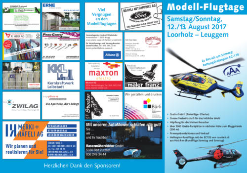 1-ALK Flyer Modellflugtage 2017 S1